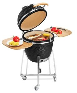 Kamado Egg Grill/BBQ/Smokers