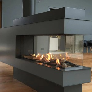 Element 4 Lucius 140 Gas fire