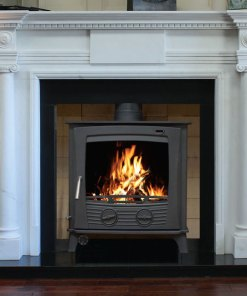 The Druid 30kW boiler stove