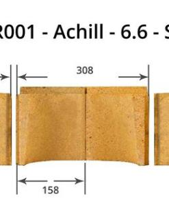 Achill 6.6 - Full Brick Set