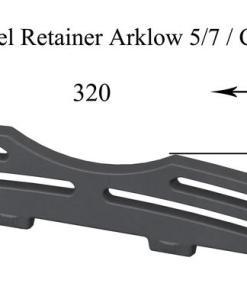 Henley Arklow 5/7kW Castlecove Insert Stove Fuel Retainer