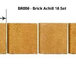 Achill 16 - Brick Set