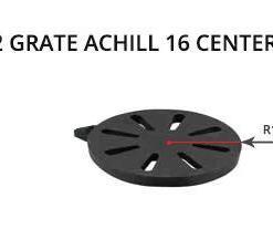 Achill 16kW Grate Center Circle