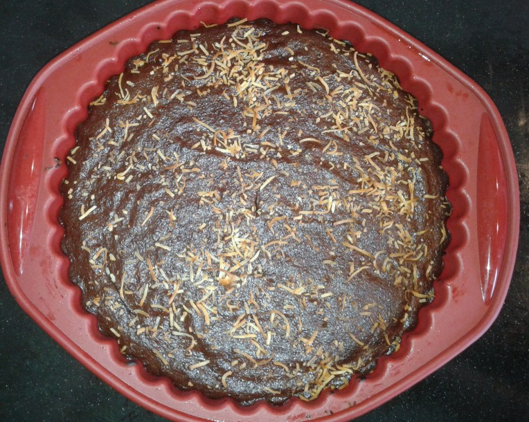 Dated Sweetened Brownie