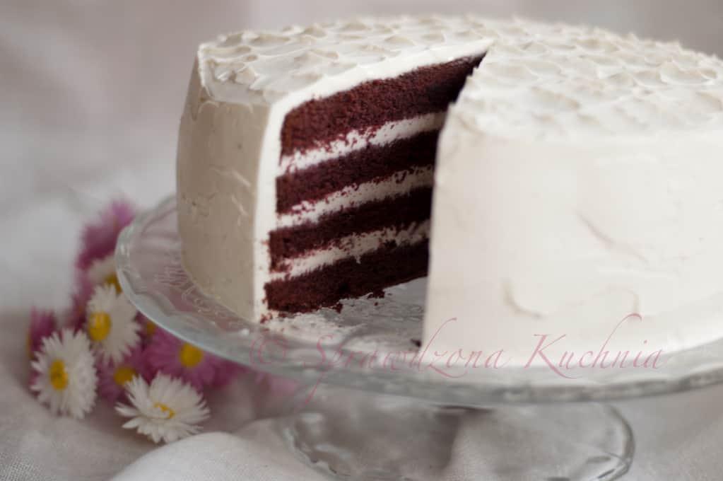 Tort Red Velvet Sprawdzona Kuchnia