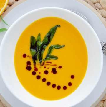 zupa dyniowa II