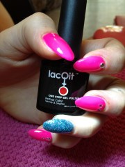 lacqit step gel polish nail