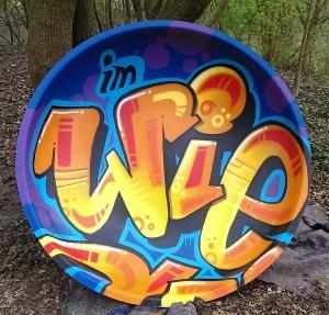 Im Wiesengrund Graffiti