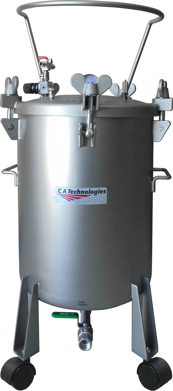 Technologies - Stainless Steel Pressure Tanks