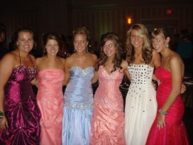 Prom Tanning Party - Chippewa Valley High School