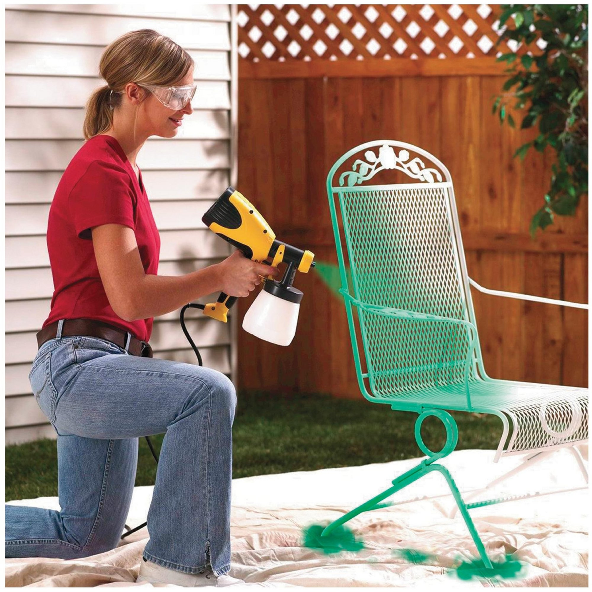 How To Use An Airless Paint Sprayer Step By Step Guide