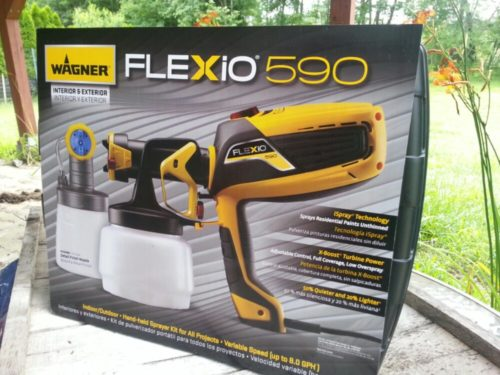 Wagner Flexio 590 reviews
