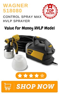 Wagner 518080 Control Spray Max HVLP Sprayer