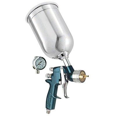 Devilbiss Finishline 4 FLG-670 Solvent Based HVLP Gravity Feed Paint Gun