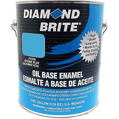 Diamond Brite Paint 31550 1-Gallon Oil Base All Purpose Enamel Paint