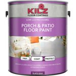 KILZ Interior-Exterior Enamel Porch & Patio Latex Floor Paint