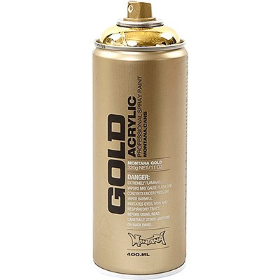 Montana GOLD Acrylic Professional Spray Paint