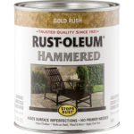 Rust-Oleum 7210502 Hammered Metal Finish