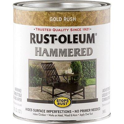 Rust-Oleum 7210502 Hammered Metal Finish
