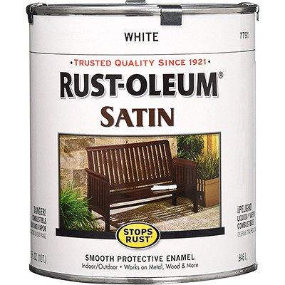 Rust-Oleum 7791502 Protective Enamel Paint Stops Rust