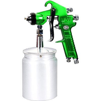Valianto W71-S HVLP Siphon Feed Paint Spray Gun