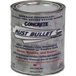 Rust Bullet RBCONQ Metallic Gray Protective Floor Coating for Concrete