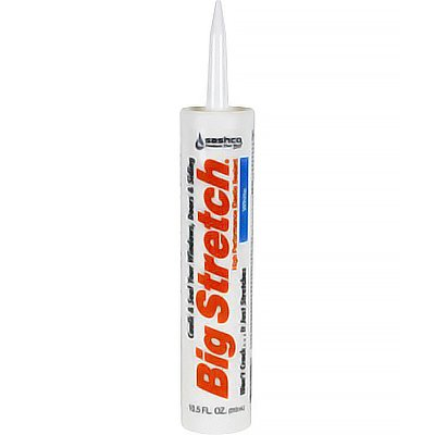 Sashco 10016 Big Stretch Caulk