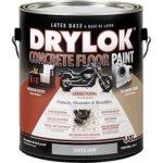 UNITED GILSONITE LAB 21413 Drylok GAL Dove Grey Paint