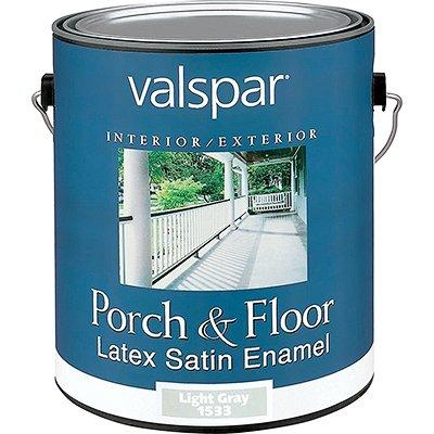 Valspar 1533 Porch and Floor Latex Satin Enamel