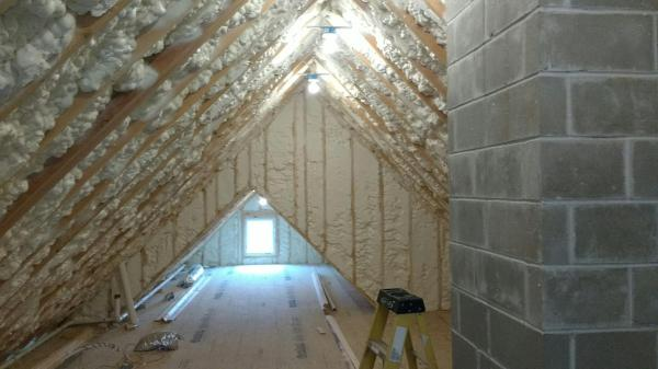 Home Maine Spray Foam Insulation Contractor Quantum - Year