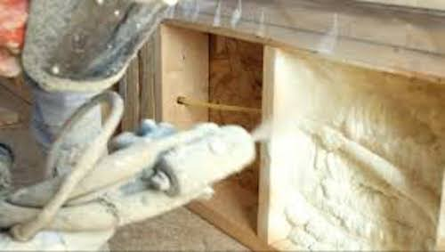 Foam insulation for pipes in Toronto