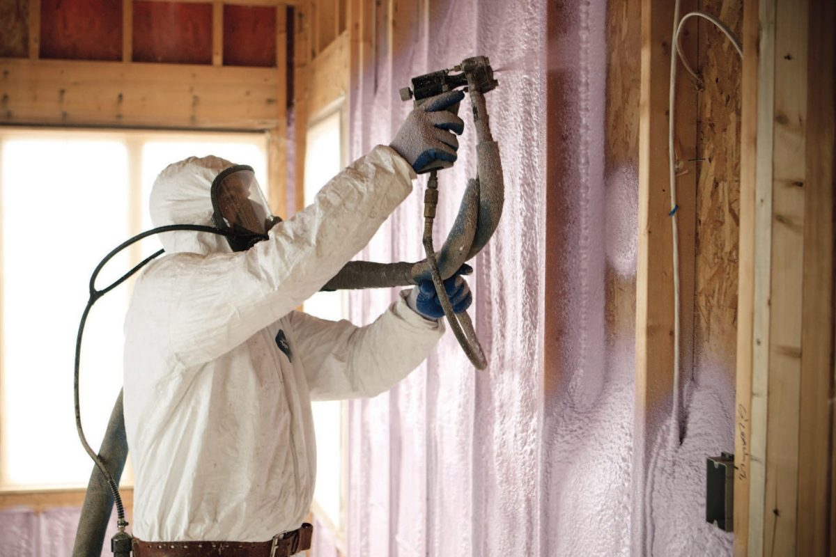 Spray Foam Cost Per Square Foot In Toronto Ontario Residential Electrical Wiring