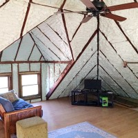 Insulating Attic Ceiling Or Floor  Shelly Lighting