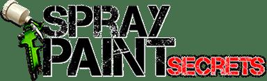 Spray Paint Secrets Course Logo