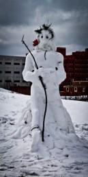 Osim zlatnih zvona, aktualna HDZ-ova vlast posebno je ponosna na najvećeg snjegovića Tuđmana na svijetu koji je napravljen za vrijeme njihovog mandata