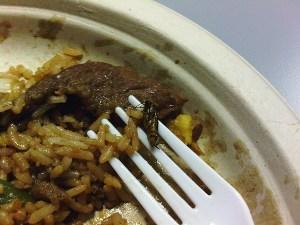 """Osim žoharima, kineski student oduševljen je i drugim insektima koje je nalazio u hrani: """"Posebno su me oduševili crvi u riži. To je takozvani Xaomaochin, tradicionalno jelo iz  zapadne Kine. Nisam imao pojma da se za njega zna u Hrvatskoj,"""""""