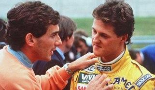Najbolji vozač Formule svih vremena u društvu Michaela Schumachera