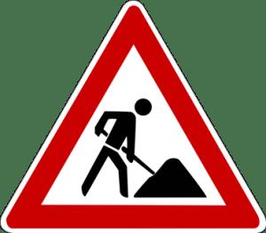 Sve je glasnija inicijativa da prometni znak za radove na cesti zamijeni tri leoparda kao službeni grb Dalmacije