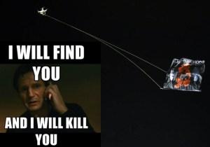 liam neeson dron