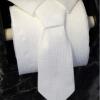 トイレットペーパーアート「ネクタイ」の作り方