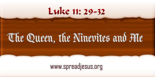 Jesus Wallpapers And Quotes Meditation On Luke 11 29 32 The Queen The Ninevites And Me