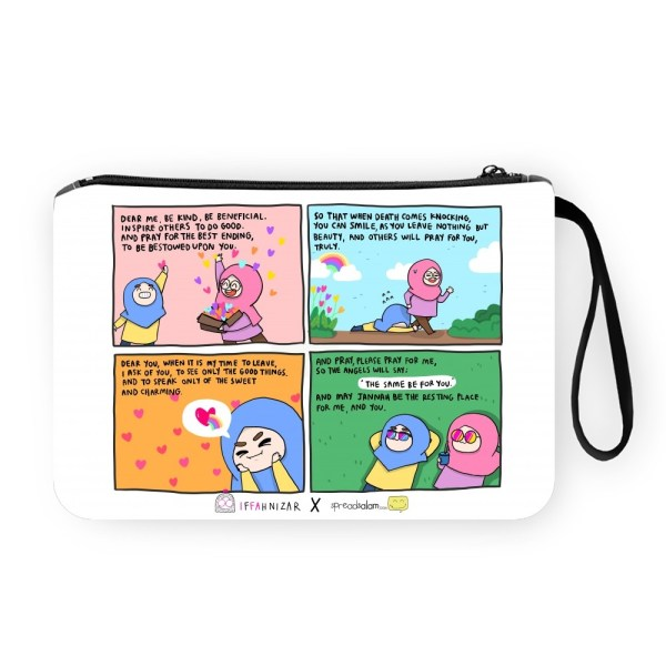 Be Beneficial Pouch Bag
