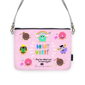 Donut Worry Sling Bag