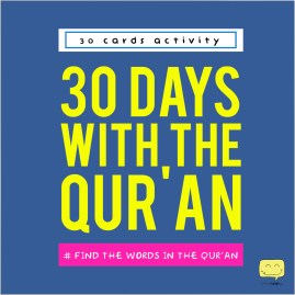 30 days with the Quran