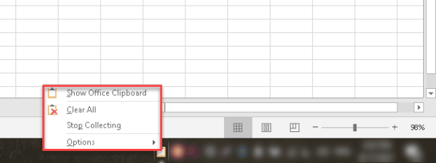 The Office Clipboard icon