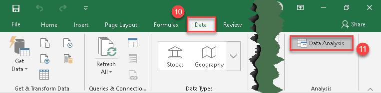Click Data Analysis