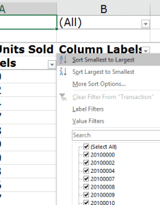 Selecting  also excel pivot table tutorial ultimate guide to creating tables rh spreadsheeto