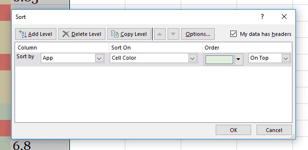How To Sort Data In Excel: Organize Your Data In A Few Clicks [2018 ...