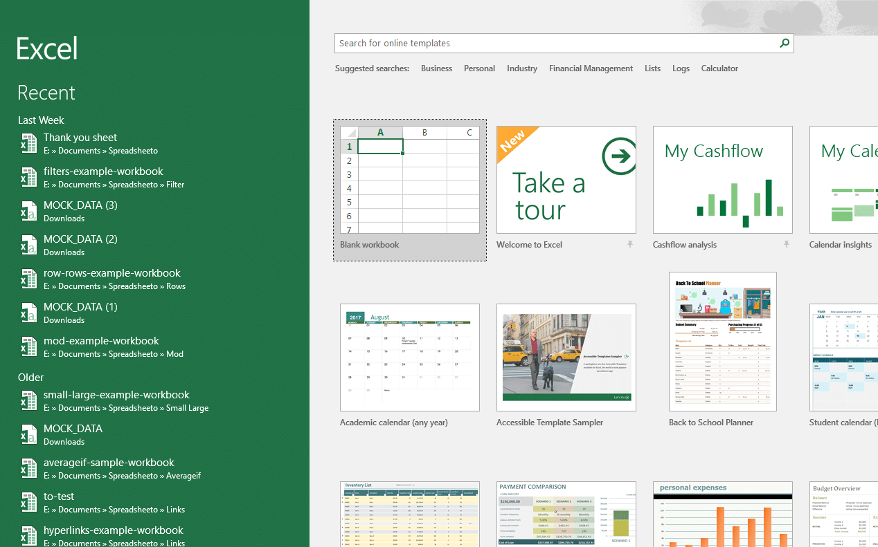 How To Create A New Workbook In Excel For Beginners