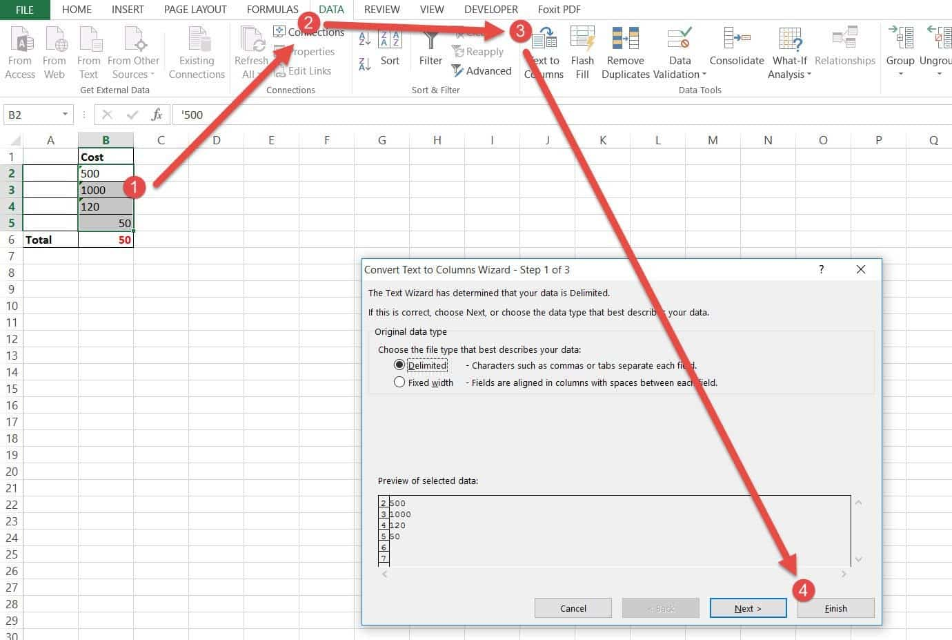 How To Remove Apostrophe In Excel 3 Easy Ways